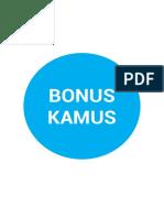 E-BOOK Kamus Kosakata