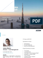The Economics of Building Tall by James Barton (AECOM)