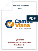 Extensivo Pré- Caderno