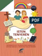 ISTEN TENYERÉN Református Hit- És Erkölcstan Munkafüzet Egyházi Iskolák 1. Osztályos Tanulói Részére