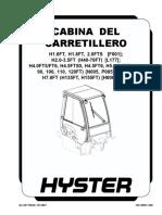 Cabina de Operacion