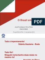 O Brasil em transição