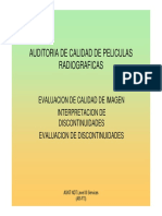 Auditoria de Int[1]. de Rad