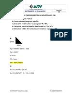 Analisis de Tarifas Electricas Industriales