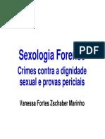 Sexologia Forense - medicina legal