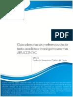 2 GuiaCitacion Referenciacion APA ICONTEC