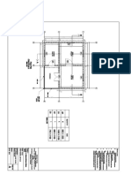 3.0 CSEB Masonry in Cement Motar- 3 Room Archituctural & Structural Drawing