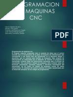 Programacion de Maquinas Cnc
