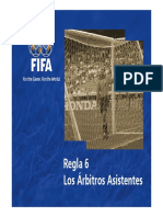 Law 6 the Assistant Referees Es 47409