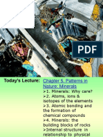 8. Introduction to Minerals