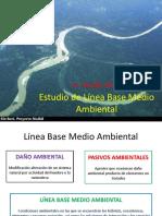 Estudio de Línea Base Medio Ambiental Utb