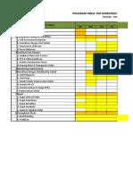 Proker Akreditasi PMKP 2018