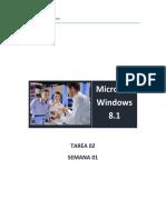 Tarea 02. Configuración Regional de Windows
