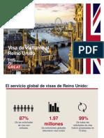 Applying for a UK General Visit Visa - January 2016 - Presentation