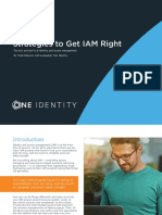 Strategies to Get Identity and Access Management Iam Right eBook 15701