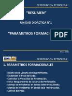Tema.1 Parametros-Formacionales Resumen (1)