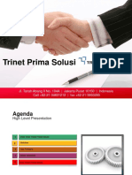 Company Profile Trinet 2012