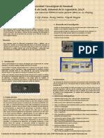 Poster de Proyecto de Sistemas Operativos