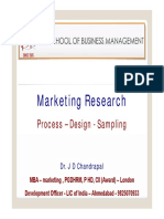 00 Marketing Research - Process - Design - 2