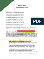 Sociologia - DDHH - Guia de Estudio