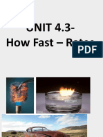 Unit 4.3 How Fast-rates - Copy