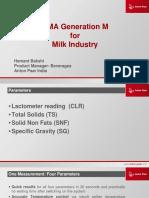 Lab-Presentation & Reference List- Milk