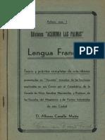 Lengua Francesa Teora y Prctica Completas de Este Idioma Presentadas En