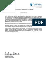 Certifica Do Sal Do 70104069