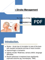 Acute stroke management.ppt