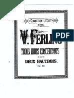 5. Duos Sax Ferling