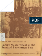 Energy Measurement in the SPT