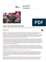 Nepal's Upcoming 'Reset' With India _ the Diplomat