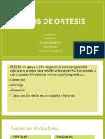 Presentacion Ortesis Final