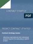 Contract Strtegy