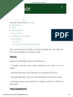 Verruga _ Botica Magistral Informes