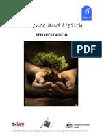 Science 6 DLP 22 Reforestation