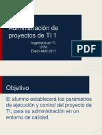 Presentacion- Administración de Proyectos de Ti (1)