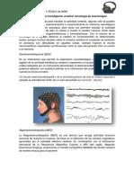 Tema 3 Instrumentos de Investigación Cerebral, Tecnicas de Neuroimagen