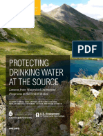 Protecting Drinking Water at the Source