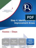 5_BCI101 05 Identify Priority Improvement Areas v1.0