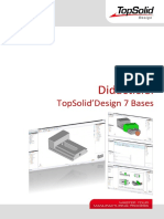 TopSolid'Design Tutorial FR