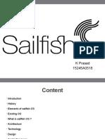 Sailfishos PSD Ppt