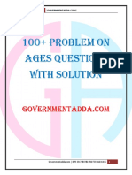 6. Governmentadda.com Problem on Ages
