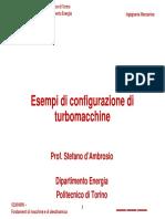 Esempi Turbomacchine - Triangoli Velocitã