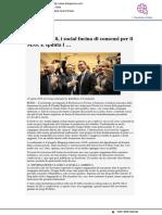 Elezioni 2018, i social fucina di consensi per il M5S - Italiaperme.com, 12 aprile 2018