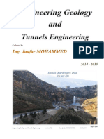 Engineering Geology & Tunnels Engineering