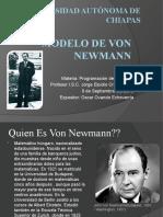 Modelo de Von Newmann