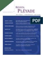 Revista Pléyade 5 | Primer semestre 2010 | ISSN