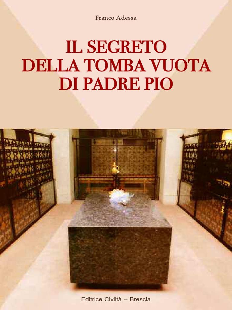 Tomba Tomba Pio Vuota Di Vuota Di Padre Nw8nm0
