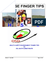 OHS IN Oil & Gas